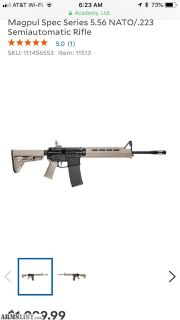 For Sale/Trade: Smith&Wesson AR-15