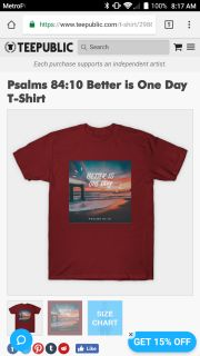Christian T Shirts for Men