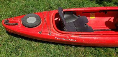 Tandem Kayak Pamlico 135t
