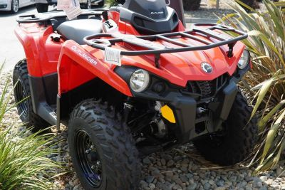 2019 Can-Am Outlander 450 Utility ATVs Elk Grove, CA
