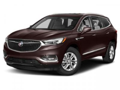 2019 Buick Enclave Essence (Black Cherry Metallic)