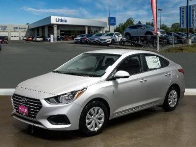 2019 Hyundai Accent (Olympus Silver)