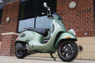 2019 Vespa Sei Giorni 300 Scooter Saint Charles, IL