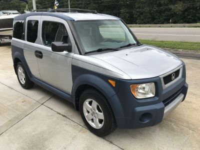 2005 Honda Element EX (Silver)