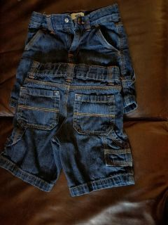 Baby/Toddler Boys Old Navy blue jean shorts size 4T