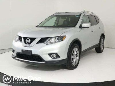 Used 2015 Nissan Rogue AWD 4dr