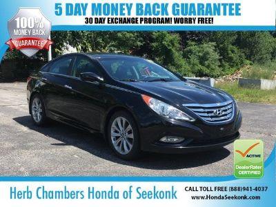 2011 Hyundai Sonata Limited (Phantom Black)