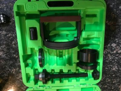 SIR Tools Hubmaster B90P wheel bearing service