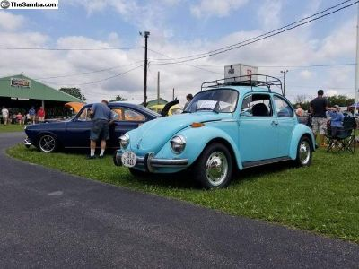 1973 Super Beetle - Daily