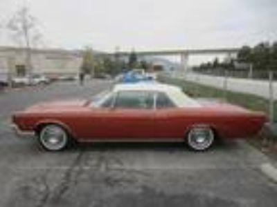 1966 Lincoln Continental Coupe Two Door