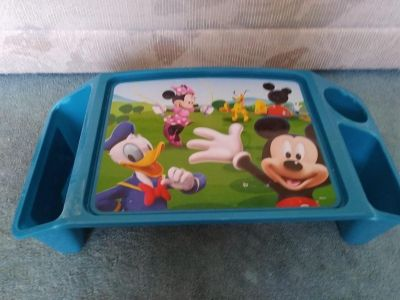 Disney's Mickey Mouse Clubhouse Child's Activity Tray