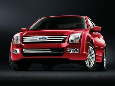 2008 Ford Fusion I4 SE (Silver)