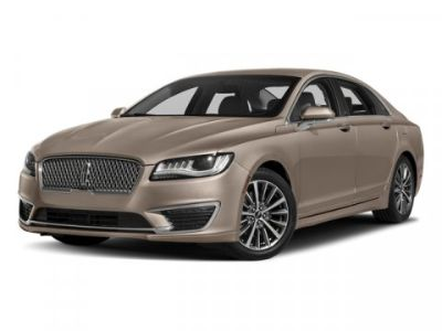 2018 Lincoln MKZ Hybrid Select (Blue)