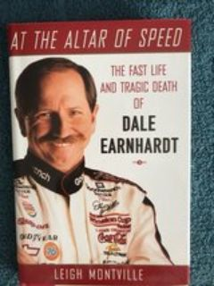 Dale Earnhardt books - 4