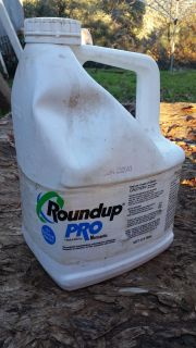 Roundup herbicide concentrate
