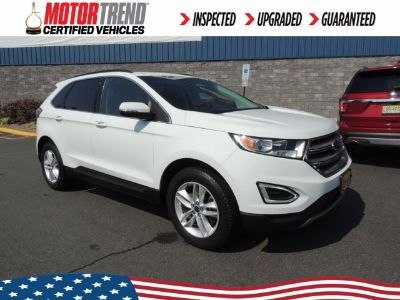2015 Ford Edge SEL (Oxford White)