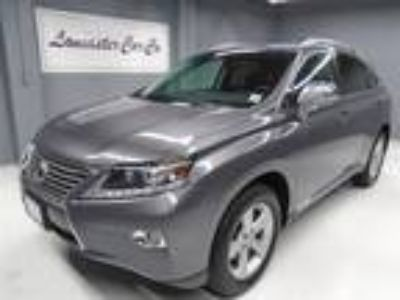 Used 2013 LEXUS RX For Sale
