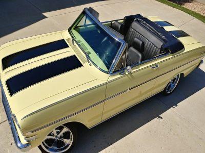1963 Chevy Nova II SS Convertible