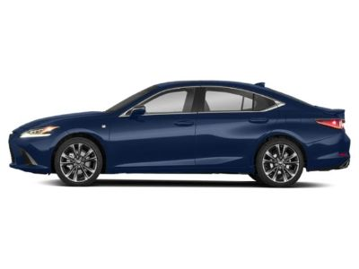 2019 Lexus ES 350 (Ultrasonic Blue Mica 2.0)
