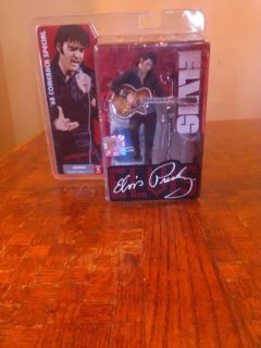 Elvis Presley 1968 Comeback Action Figure NEW/SEALED