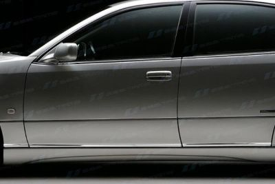 Purchase SES Trims TI-CM-143 98-05 Lexus GS Side Molding Car Chrome Trim Stainless Steel motorcycle in Bowie, Maryland, US, for US $150.00
