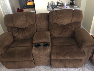 FREE ELECTRIC RECLINING SOFA AND CHAIR