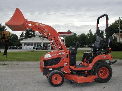 2015 KUBOTA BX2670 4X4 Tractor