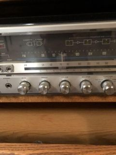 Stereo with original Speakers