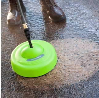 New 11 surface cleaner for pressure washer