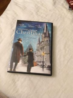 Truman Capote s One Christmas dvd. No scratches. Gallatin unless going to H ville.