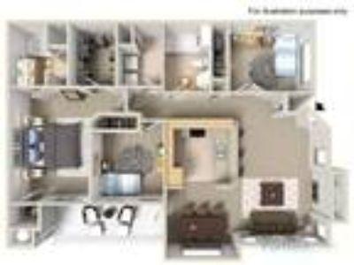 Milan Apartment Townhomes - PLAN D
