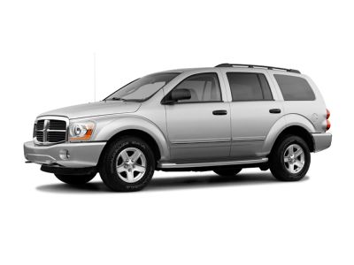 2004 Dodge Durango SLT (Light Khaki Metallic Clearcoat)