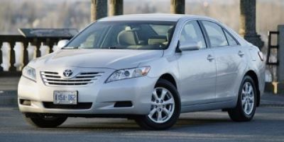 2009 Toyota Camry CE (Silver)