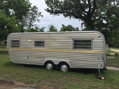 1 Bed | 1 Bath RV Available for Rent - Lot CS9