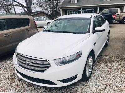 2014 Ford Taurus SEL (White)