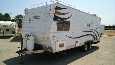2007 West Coast Trailers Drifter