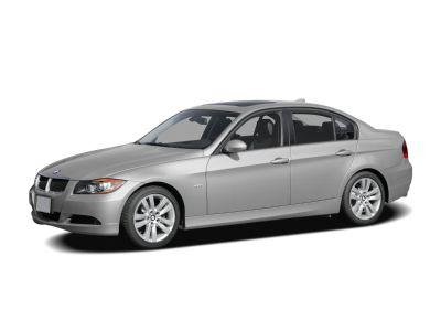 2007 BMW 3-Series 335i (Sparkling Graphite Metallic)