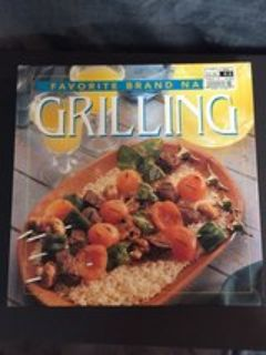 Outdoor Grilling Cookbook
