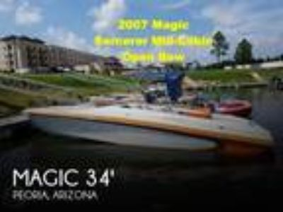 Magic - Sorcerer Mid Cabin Open Bow