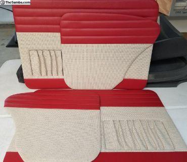 58 - 64 Bug Door Panels