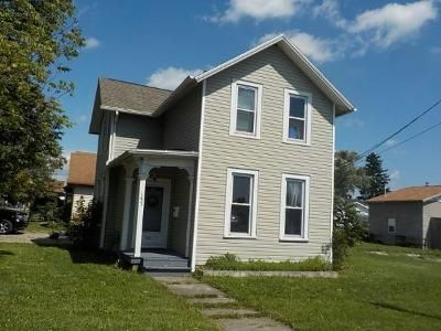 3 Bed 1 Bath Foreclosure Property in Sandusky, OH 44870 - N Depot St