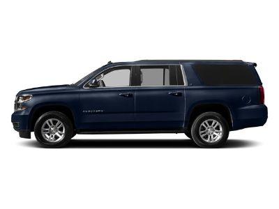 2017 Chevrolet Suburban LS 1500 (Blue Velvet Metallic)