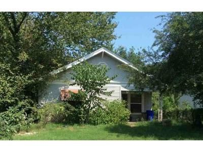 3 Bed 1 Bath Foreclosure Property in Fort Smith, AR 72904 - N 55th St