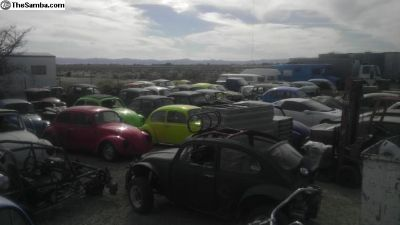 Used vw parts over 250 vw's we have everythng