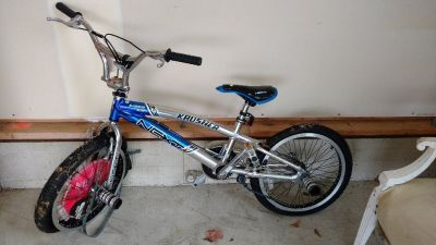 BIKE - Boys BMX KRUSHER NEXT Series Aluminum Bike, New, Never Used