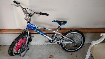 BIKE - Boys BMX KRUSHER NEXT Series Aluminum Bike, New, Never Used