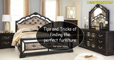 Tricks of finding the perfect furniture for your home