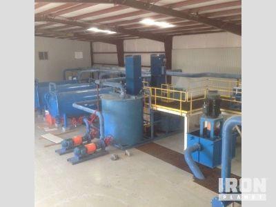 Unused 2012 FLSmidth - Summit Valley Technologies 3500 GPM Gold Processing Plant