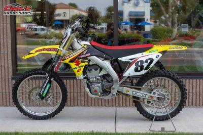 2012 Suzuki RM-Z450 Motocross Motorcycles Boise, ID