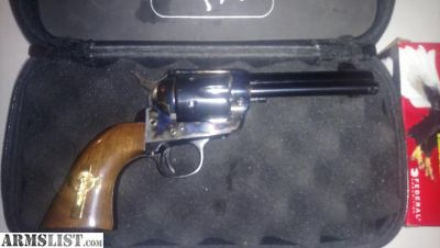 For Sale/Trade: Cimmeron holy smoker 45 colt